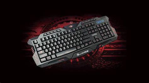 Marvo K800 Gaming Keyboard marvo k636 gaming keyboard review thetech52