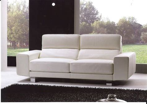 white leather 2 seater sofa white leather two seater sofa 2 seater sofa depth 70cm