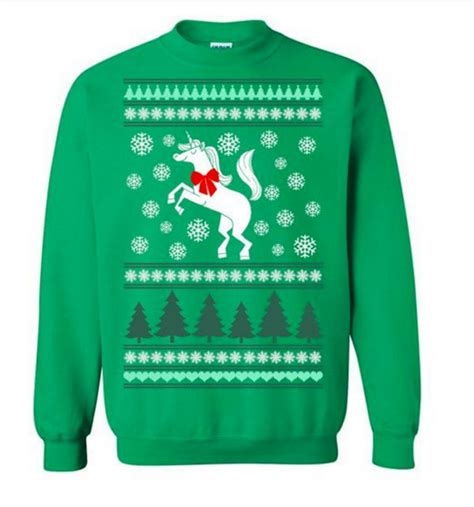 Sweater Hello Weekend 13 unicorn sweaters because we all we deserve at least one