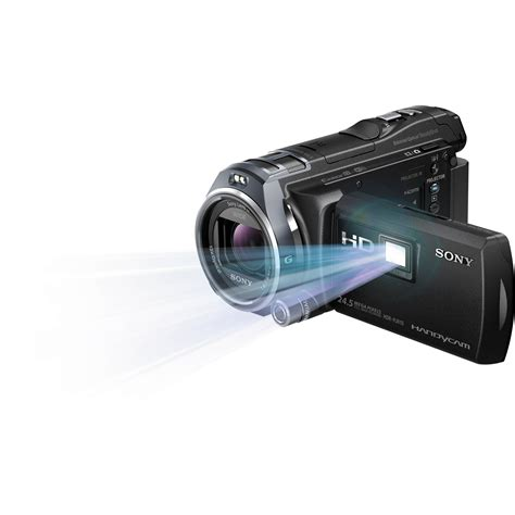 Handycam Sony Projector Terbaru sony 32gb hdr pj810e hd handycam camcorder hdr pj810e b h