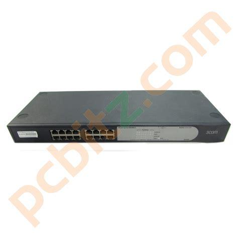 3com 16 switch 3com 3c16470b 16 baseline switch 2016 ebay
