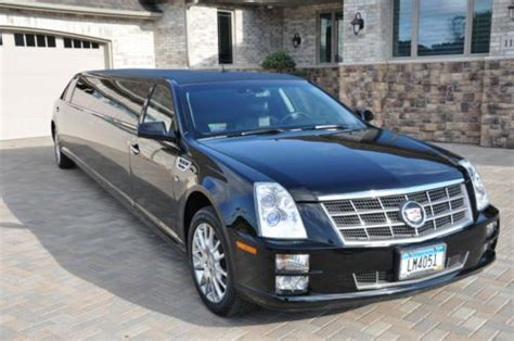 how make cars 2008 cadillac sts parental controls buy used 2008 cadillac sts stretch limo in saint paul minnesota united states for us 55 000 00