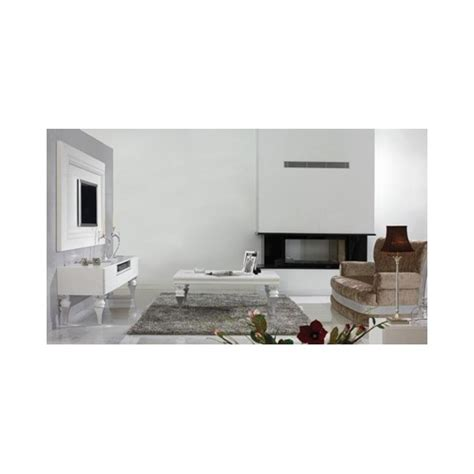 white and silver living room magnus white and silver leaf living room set collection