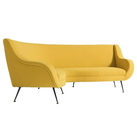 modern curved sofas modern curved sofa circa 1960 at 1stdibs