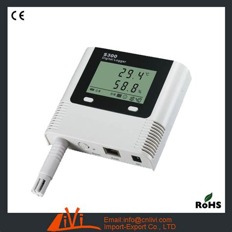 temperature server room s320 th rj45 server room temperature humidity monitoring tcp ip ethernet temperature humidity