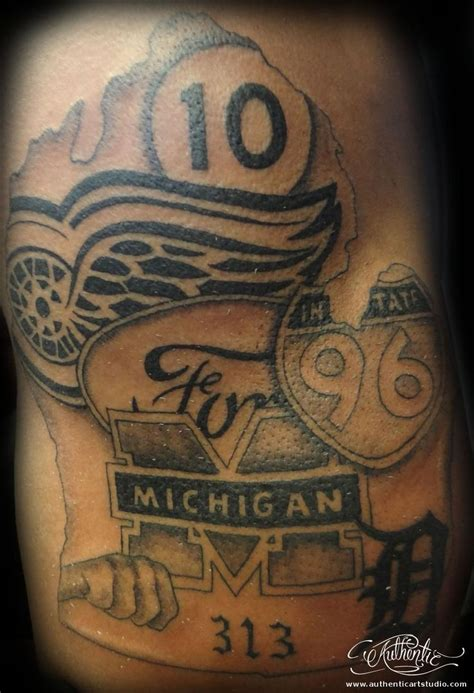detroit lions tattoo detroit d tattoos search