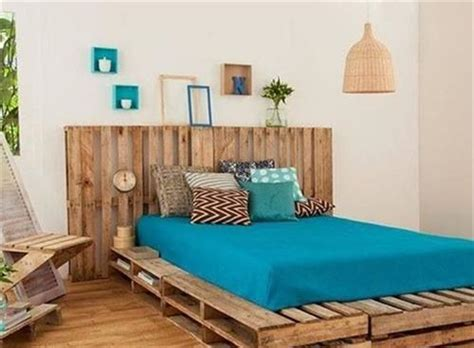 homemade bedroom ideas an inspiration for pallet bedroom furniture pallets designs