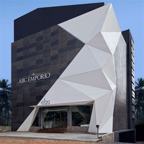 modern architecture blog emporio showroom by nu de kannur india 187 retail design blog