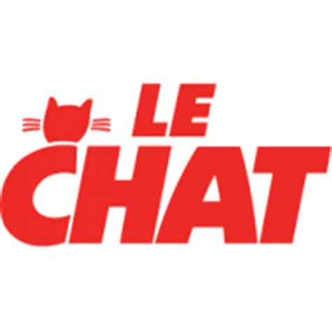 le chat le chat logo vector eps free