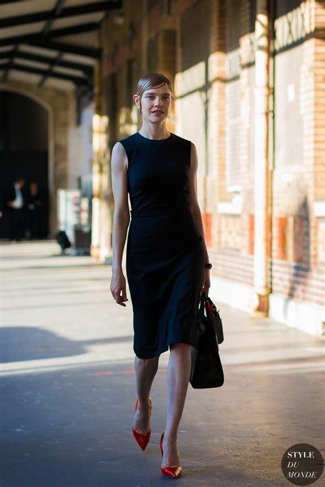 style fashion vodianova style du monde style