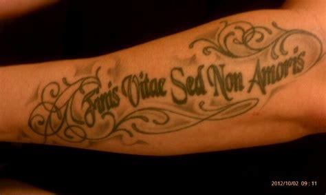 Memory Tattoo Latin   my memorial tattoo 2 my mom