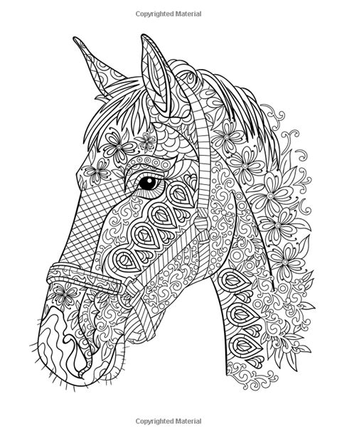 mandala coloring pages horse horse mandala coloring pages coloringfilminspector horse
