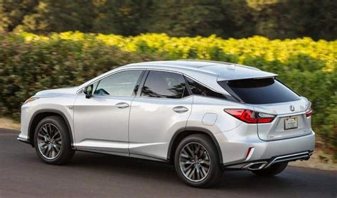 Pictures Of 2020 Lexus Rx 350 by 2020 Lexus Rx 350 Colors New Suv Price
