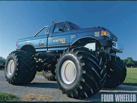 old monster truck videos pin it like image