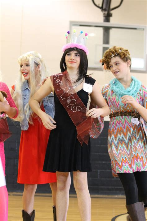 high school womanless pageant rms womanless beauty pageant rainbow middle school