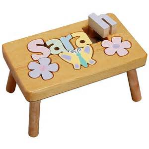 block name step stool for the