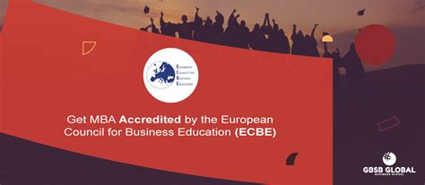 Accredited Mba In by Mba In Finance In Madrid Gbsb