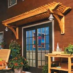 Wall Mounted Pergola Plans by Pergola Wall Woodworking Plans And Information At