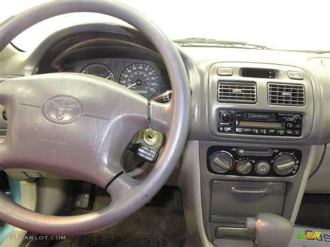 Toyota Corolla 1999 Interior by 1999 Mystic Teal Mica Toyota Corolla Ce 25538018 Photo 9