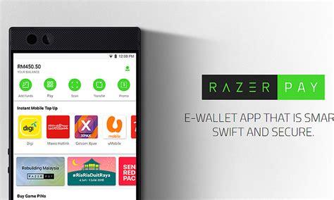 Dompet Wiser razer pay satu lagi aplikasi e dompet membuat kemunculan