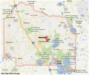 gainesville florida on map alachua county newhairstylesformen2014