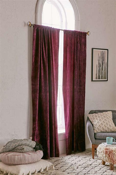 dusky pink velvet curtains 12 marvelous ways to use velvet in your home