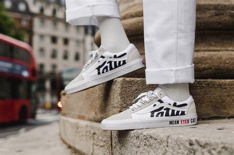 Sepatu Vans X Patta patta x vans skool collection on foot