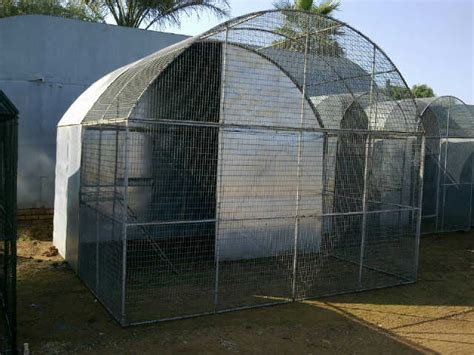 1 2m x 1 8m arch roof aviary mesh for birds