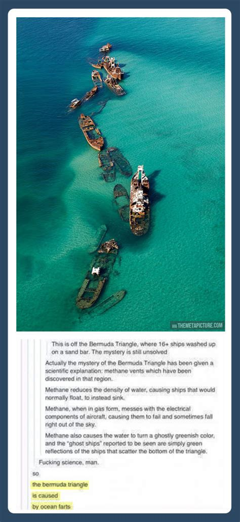 the bermuda triangle mystery solved the mystery of the bermuda triangle is solved