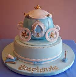 Cinderella themed cake carriage flickr photo sharing