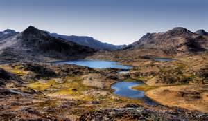 greenland landscape greenland landscape arctic summer in greenland summer