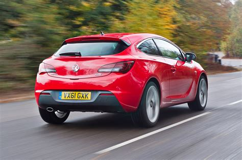 vauxhall astra gtc review autocar