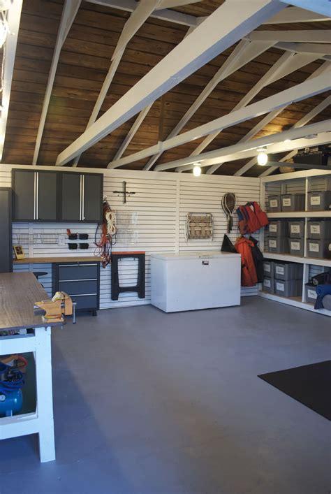garage makeover the design denthe design den