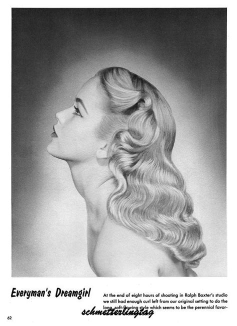long hairstyles book 1950s atomic hairstyle book create 50s long hairstyles