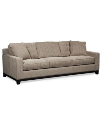 Elliot Sofa Bed Elliot Fabric Microfiber Sleeper Sofa Bed Furniture Macy S