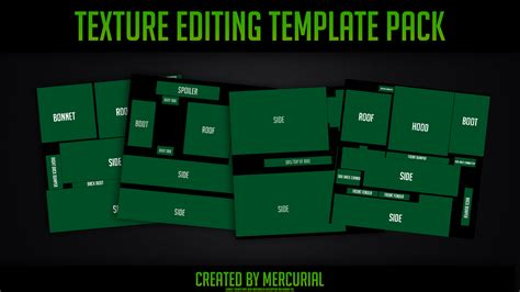 texture editing template pack gta5 mods com