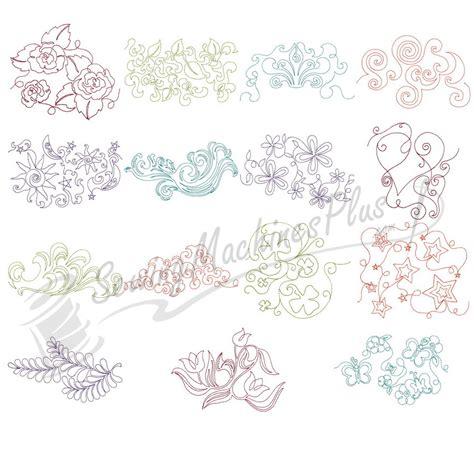 Quilting Stitch Patterns dakota collectibles quilt stitch patterns embroidery designs 970400 ebay