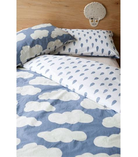 Cloud Bed by Cloud Bedding Duvet Covers Clouds