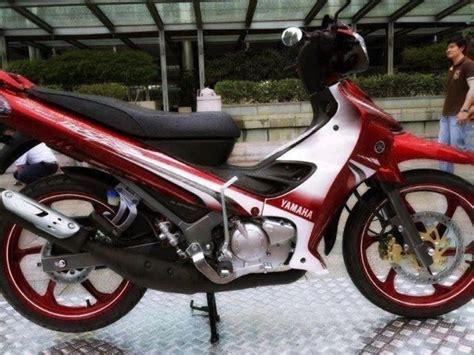 Cover Motor Yamaha Zr Selimut Motor motomalaya 2012 yamaha 125zr new maroon livery