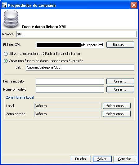 xml reports tutorial usar datasource xml para crear informes con ireport