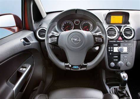 opel corsa interior 2014 opel corsa review prices specs