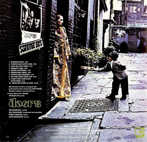 Strange Days In The News by 32 Best Images About The Doors Album On