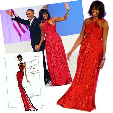 michelle obama jason wu michelle obama in jason wu 2013 presidential inaugural