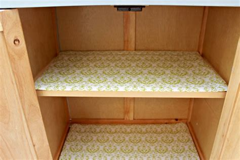 lining kitchen cabinets organizing in the kitchen with duck 174 brand shelf liner