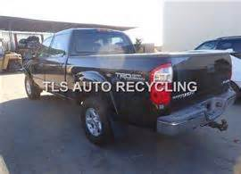 2005 Toyota Tundra Performance Parts Parting Out 2005 Toyota Tundra Stock 5201or Tls Auto