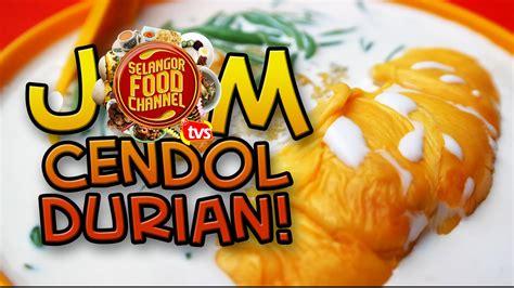 Es Cendol Duren jom cendol durian di seksyen 24 shah alam