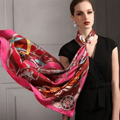 Square Jaguar Silk Syumor Silk Style 4385 Best Images About Scarf Style On Neck