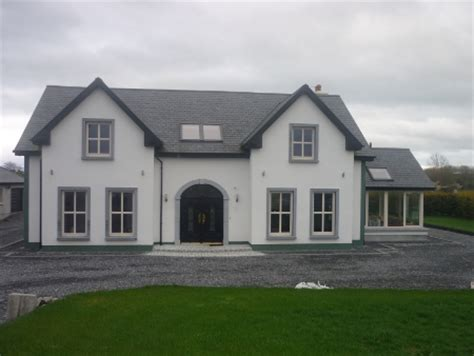 dormer house designs ireland 5 bedroom dormer house in birr co offaly project management by murphy design and
