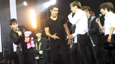exo concert indonesia 2012 4 28 super junior ss4 in indonesia end of concert