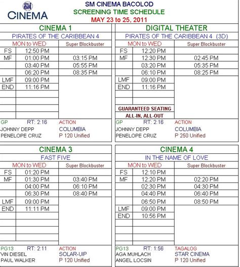 cinema 21 schedule now showing sm cinema bacolod blog sm city bacolod